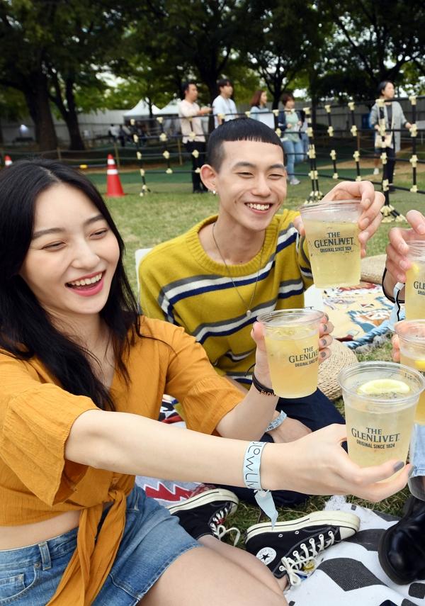 [사진자료]더 글렌리벳, 뮤직 페스티벌 참여 행사 성료(5)