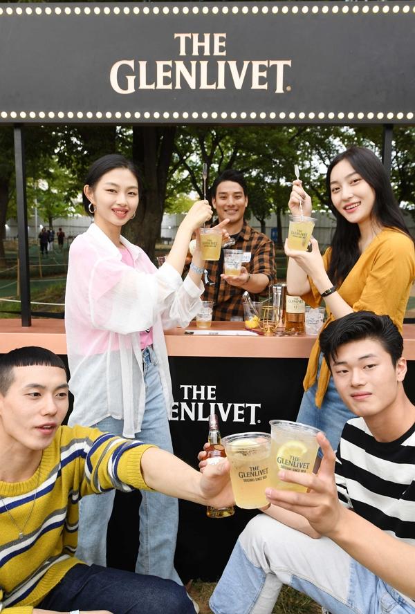 [사진자료]더 글렌리벳, 뮤직 페스티벌 참여 행사 성료(4)